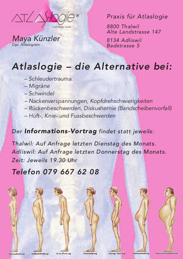 Plakat Atlaslogie Vortrag 2014